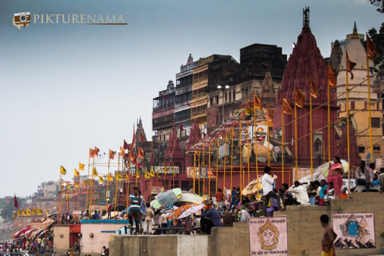 Varanasi Ghats Benaras Ghats in Morning 2