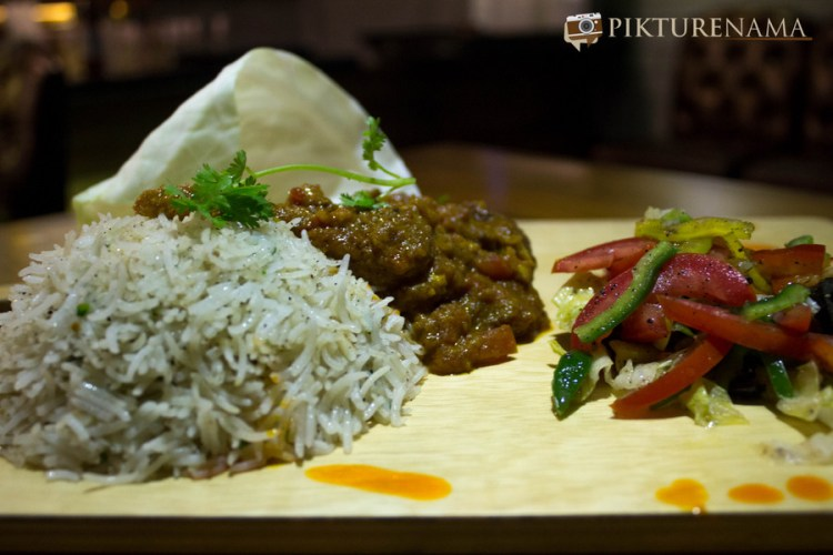Wall Street Bar Kolkata bhuna chicken wings