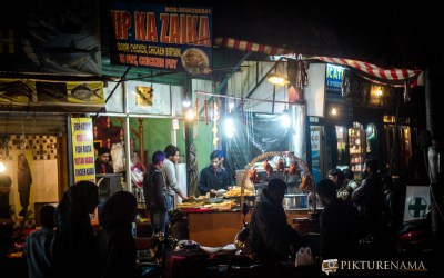 Khayam Chowk Srinagar – The Street food Gali