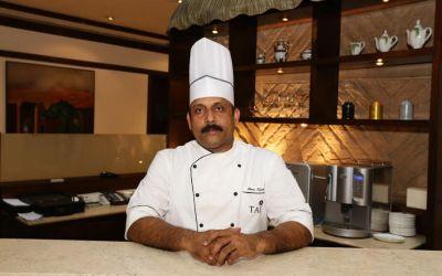 Know your chef – Chef Sonu Koithara Executive Chef Taj Bengal Kolkata
