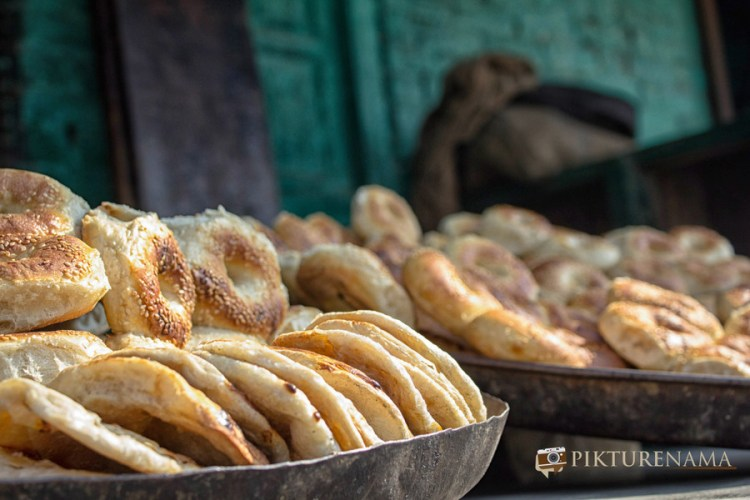 Kashmir home bakery ready breads