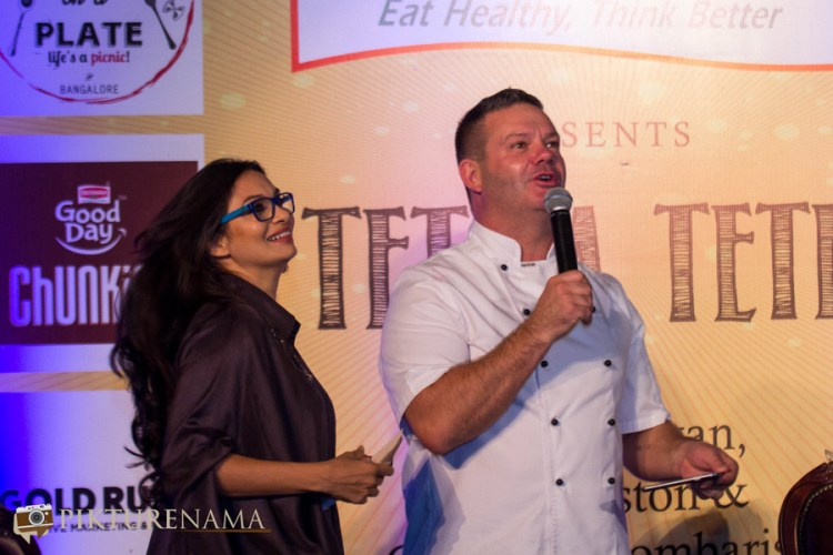 Rendezvous with Masterchef Australia Judges Gary and Maria