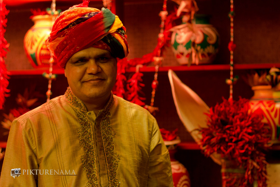 Chef Kailash maharaj Mharo Rajasthan by ITC Sonar Kolkata