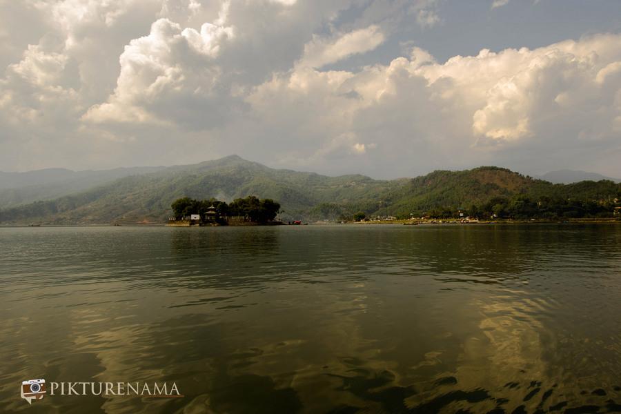 Phewa Lake Pokhara boat ride - 10