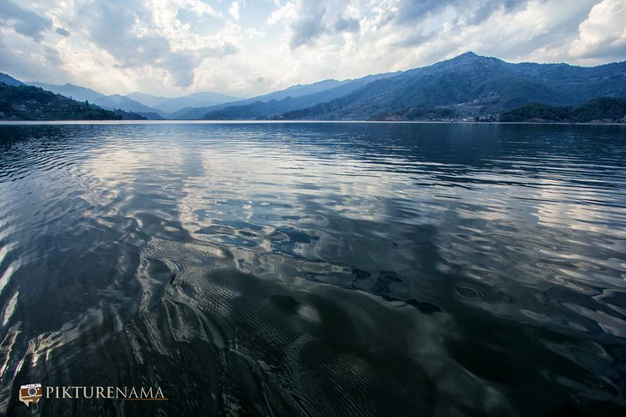 Phewa Lake Pokhara boat ride - B
