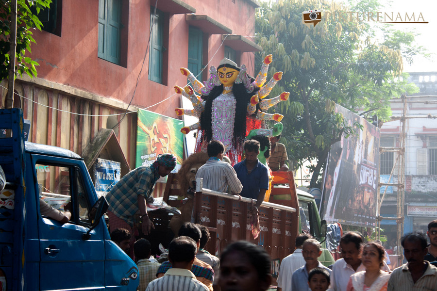 Durga Pujo – celebrations within the celebration