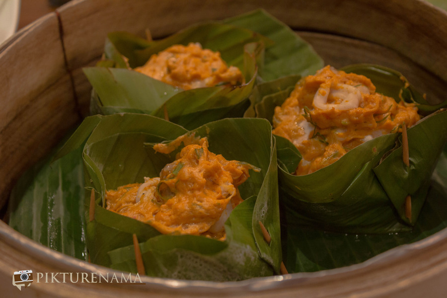Hor Mok Thalay at Baan Thai 1