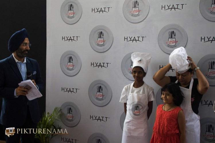 1 Hyatt Regency Kolkata culinary challenge