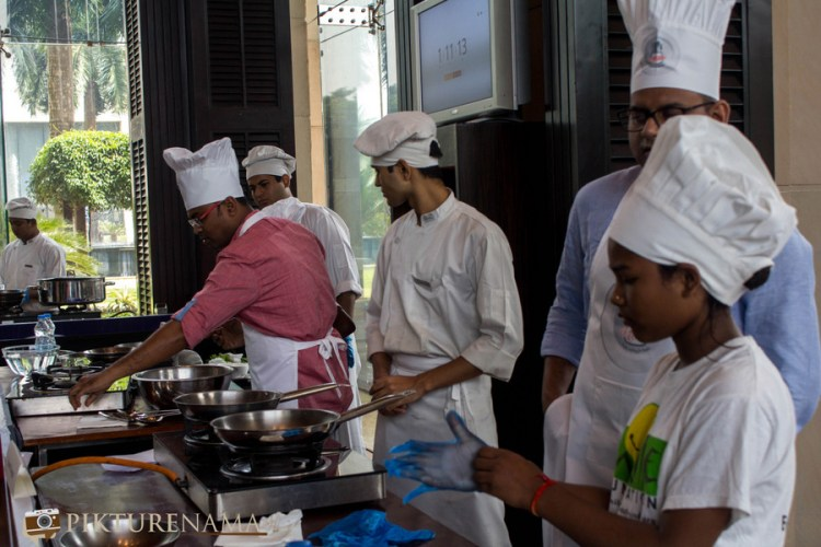10 Hyatt Regency Kolkata culinary challenge
