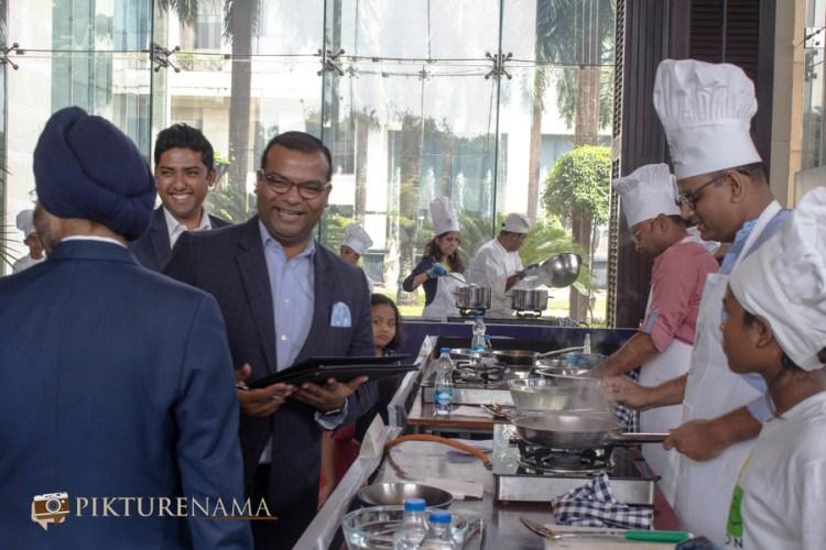 12 Hyatt Regency Kolkata culinary challenge