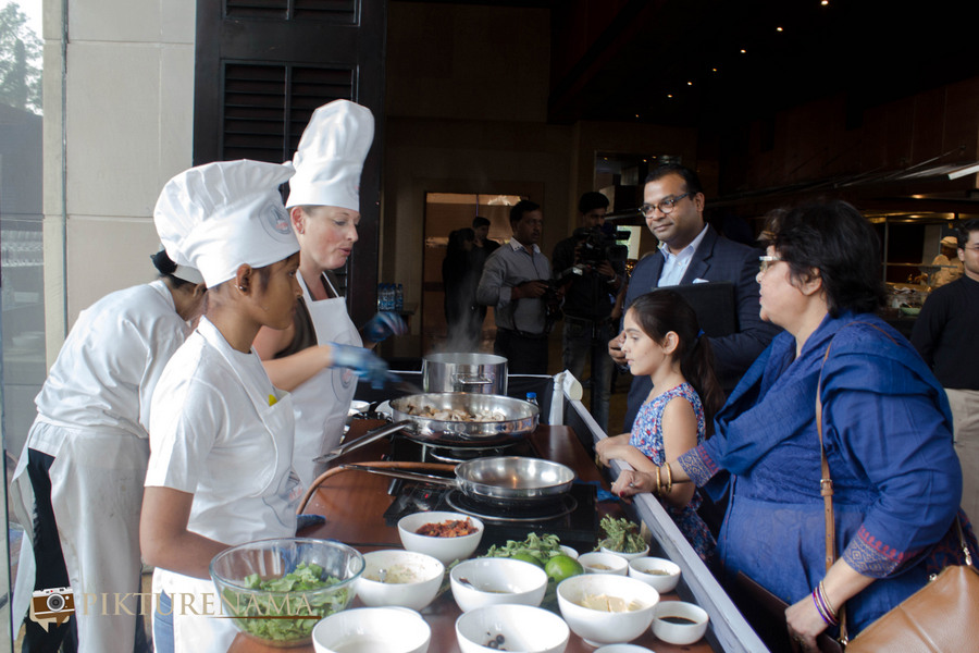 21 Hyatt Regency Kolkata culinary challenge