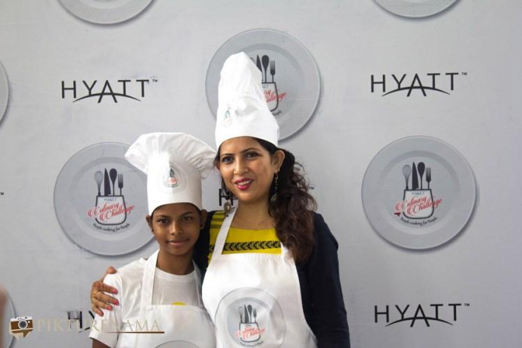 4 Hyatt Regency Kolkata culinary challenge