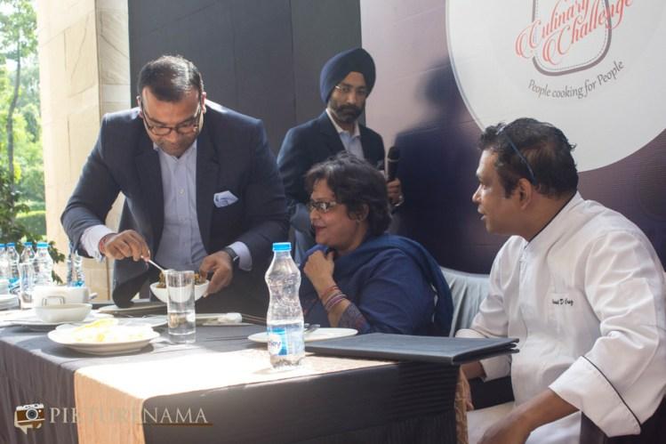 36 Hyatt Regency Kolkata culinary challenge