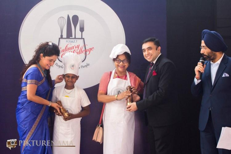 Hyatt Regency Kolkata culinary challenge 1