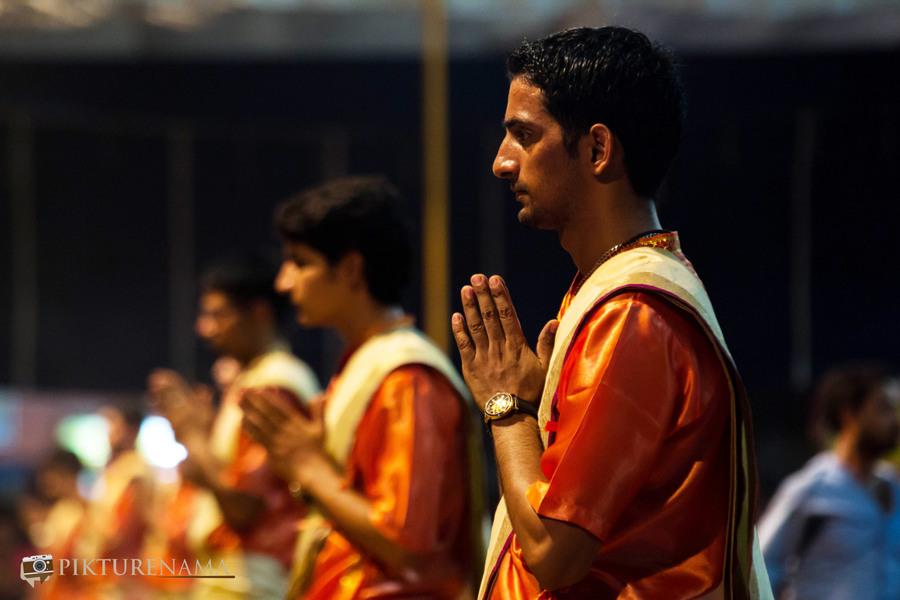 Varanasi Ganga Aarti 3