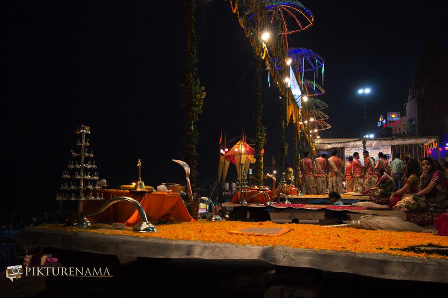 Varanasi Ganga Aarti 6