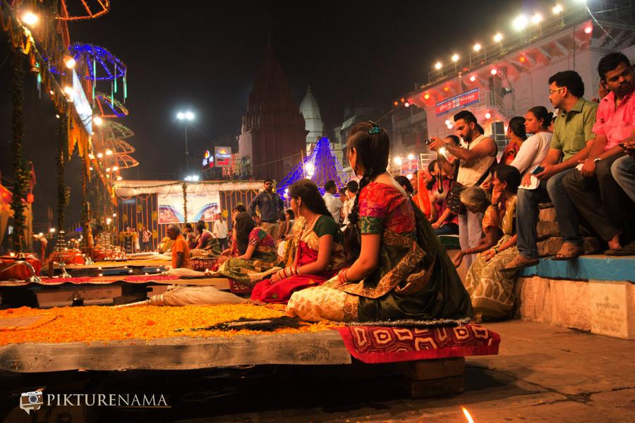 Varanasi Ganga Aarti 7