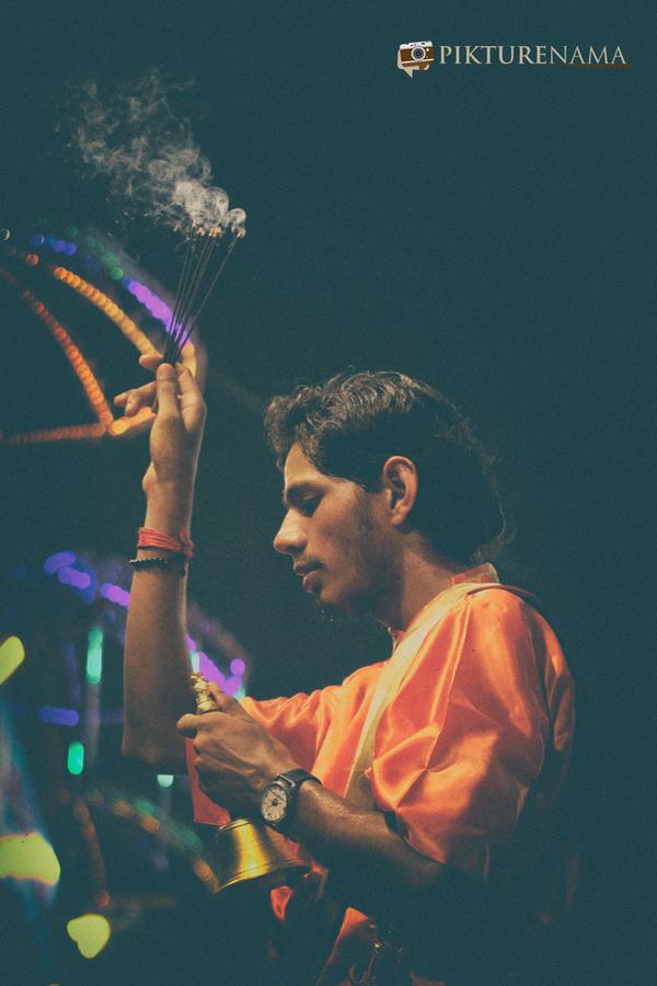 Varanasi Ganga Aarti 8