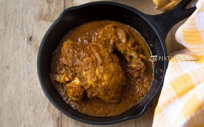 Chicken Chaap Kolkata style recipe and the deadly Australian bowling pair