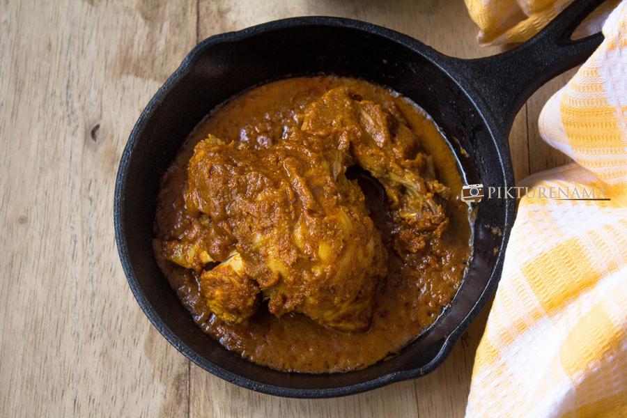 chicken chaap kolkata style 3