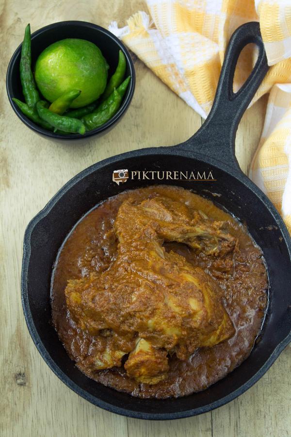 chicken chaap kolkata style 1