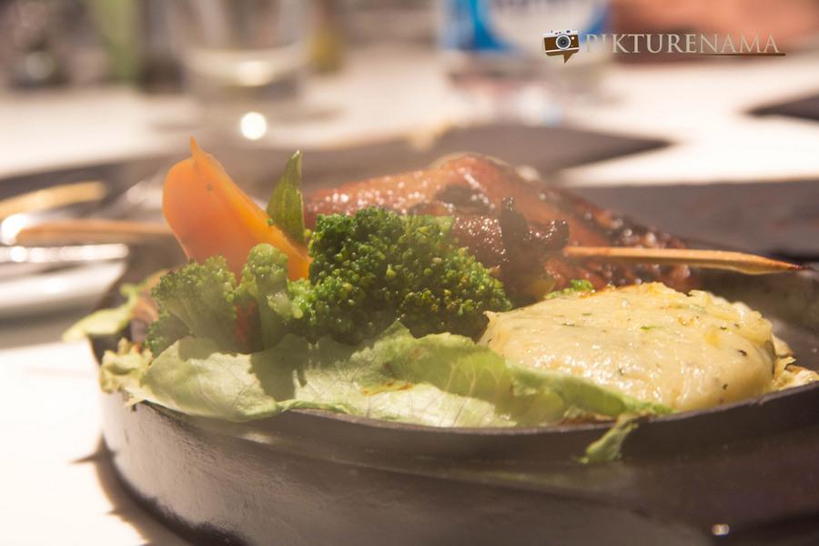 New menu at The Park Kolkata spatchcock chicken
