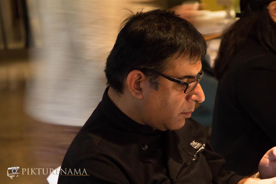 New menu at The Park Kolkata chef Sharad Dewan