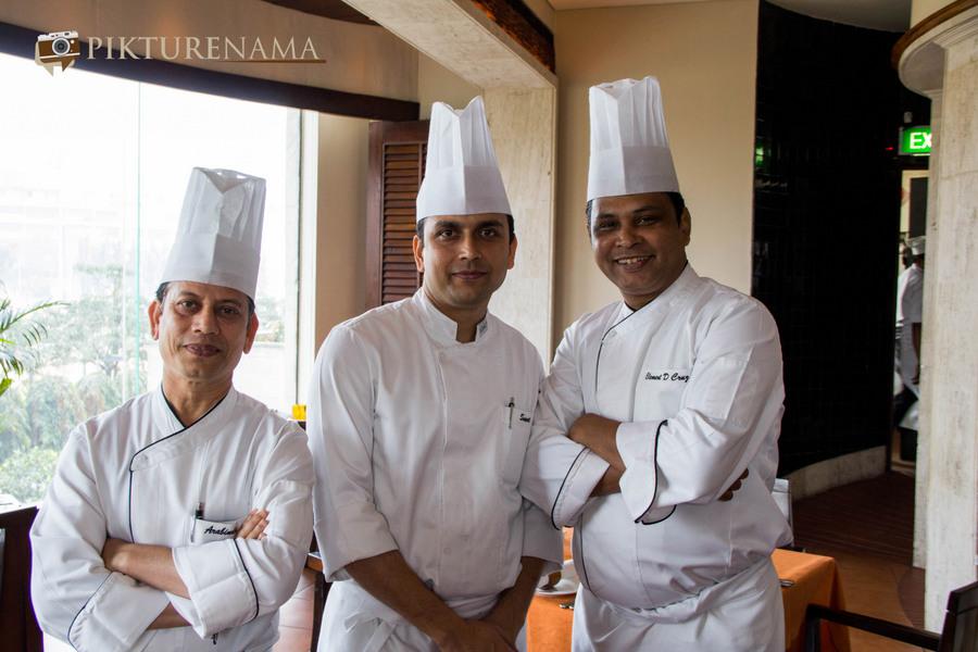 Truffle menu at Hyatt Regency Kolkata 4