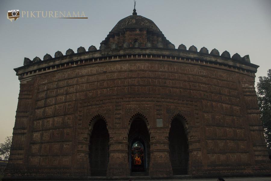 Bishnupur-Terracotta- temple