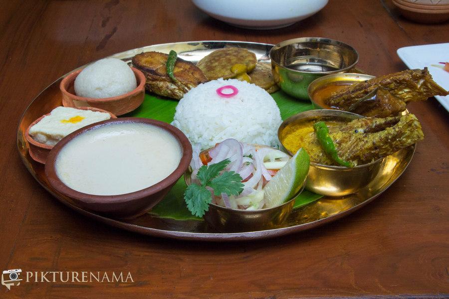 Ilish Machh festival at Taj Bengal 11