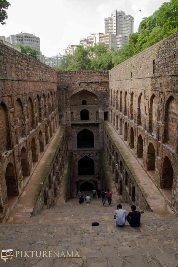 Pictures of Agrasen ki Baoli 17