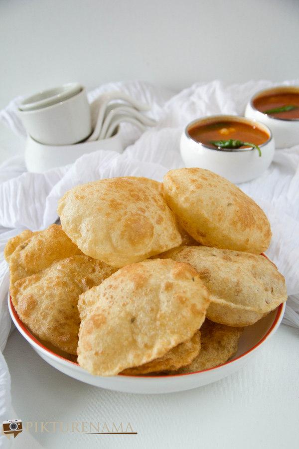 Pictures of Bedmi Poori 3
