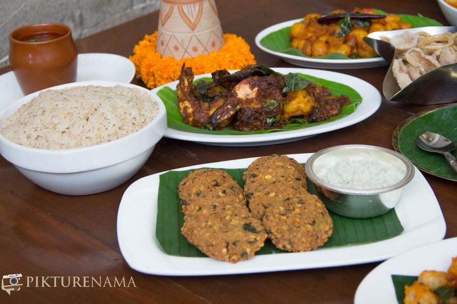 Pictures of Karavalli restaurant
