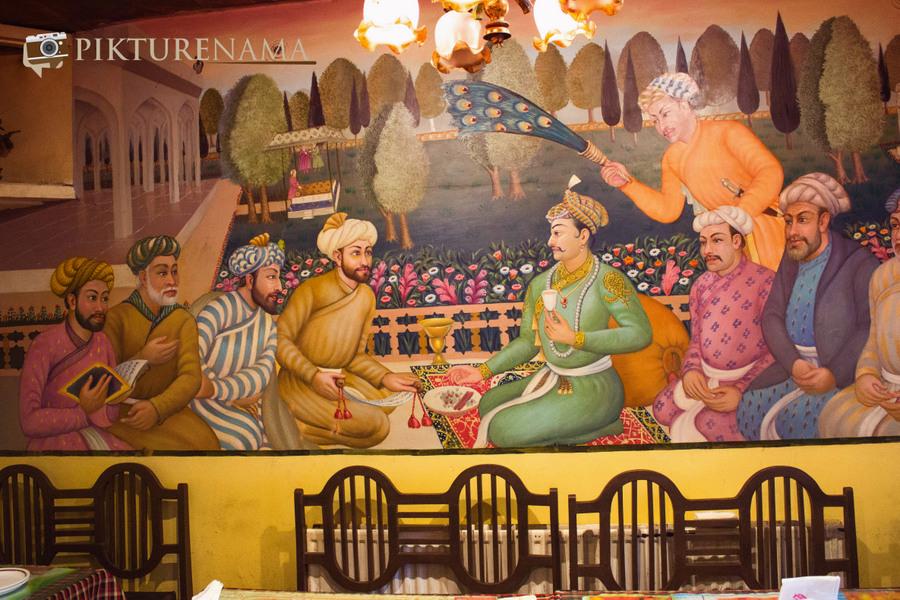 Kashmiri Wazwan at Mughal Durbar