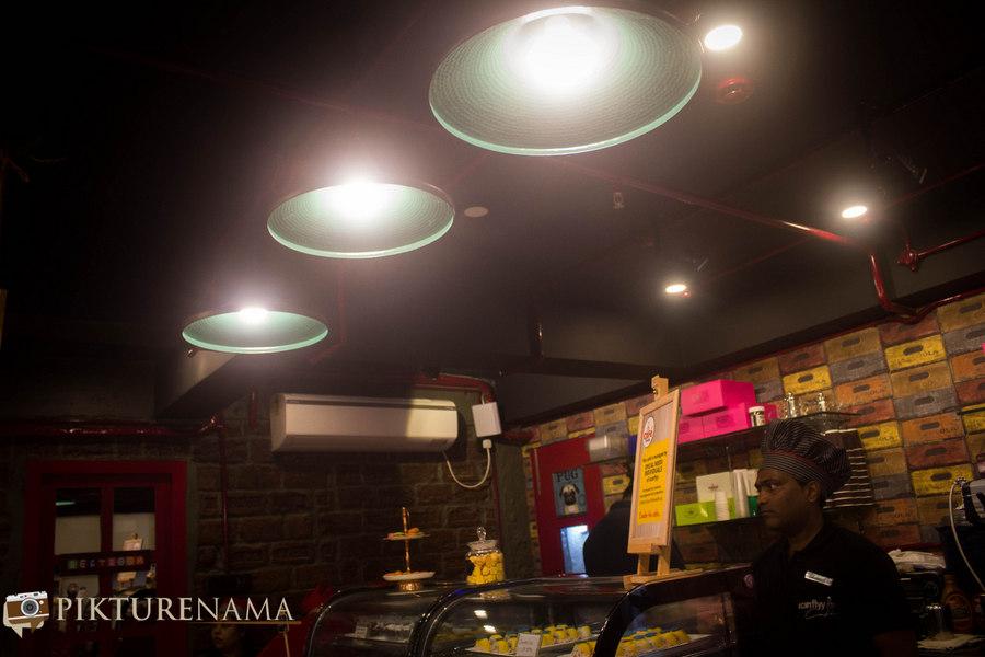 I can fly cafe Kolkata 17