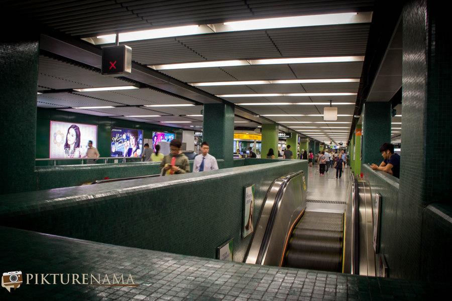 MTR Hong Kong - 1