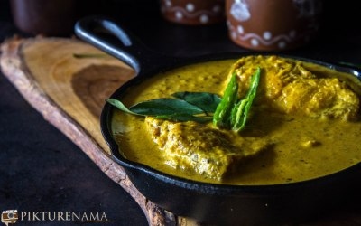 Malabar fish curry a replacement for Machher Jhol ?