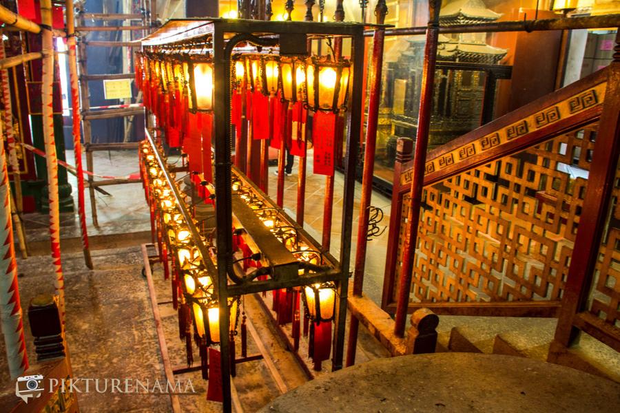 Wong Tai Sin temple HongKong and Man Mo Temple 32