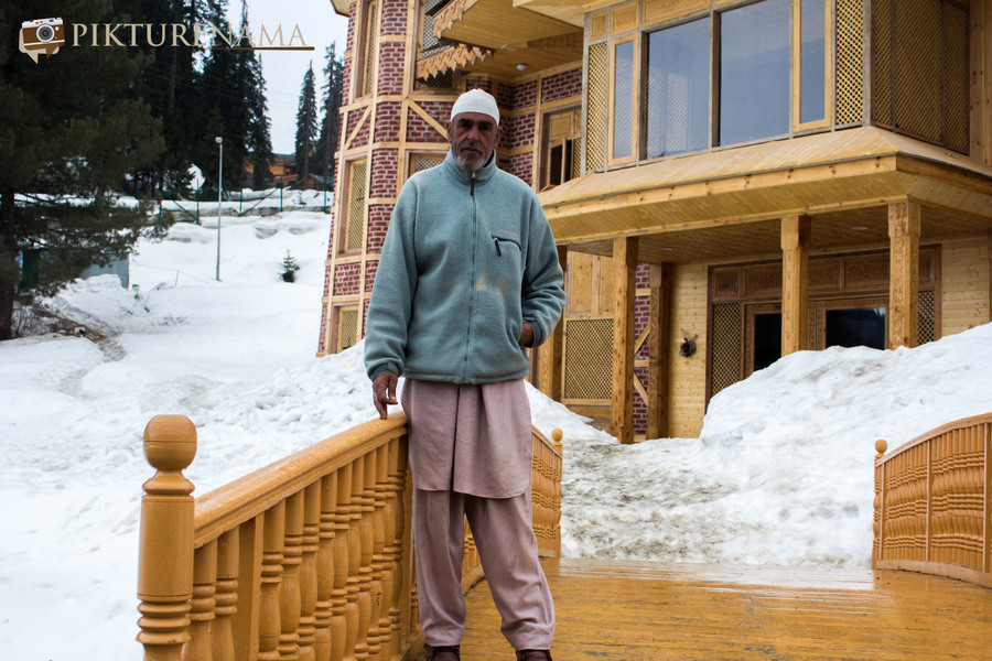 Faces of Kashmir Gulmarg 1