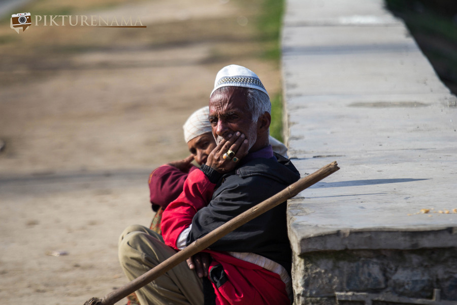 Faces of Kashmir Srinagar 41