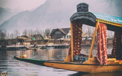 Shikara ride in Dal Lake Srinagar Kashmir  2 hours in a different world