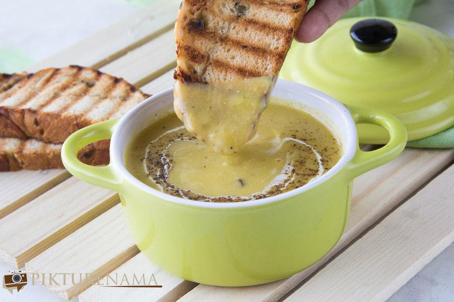 sweet corn soup 5