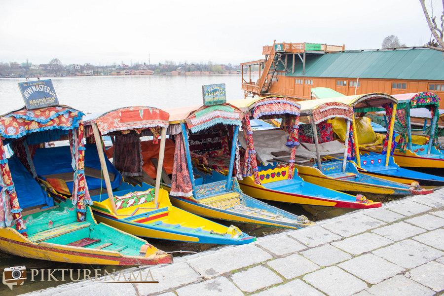 Kashmir Houseboat - 1