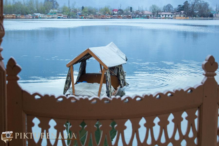 Kashmir Houseboat - 5