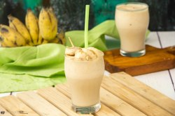 Peanut butter Protein Shake - 9