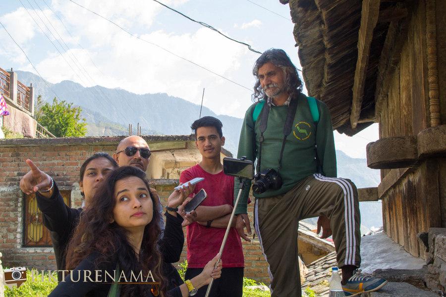 Bloggers bus to Uttarakhand 19