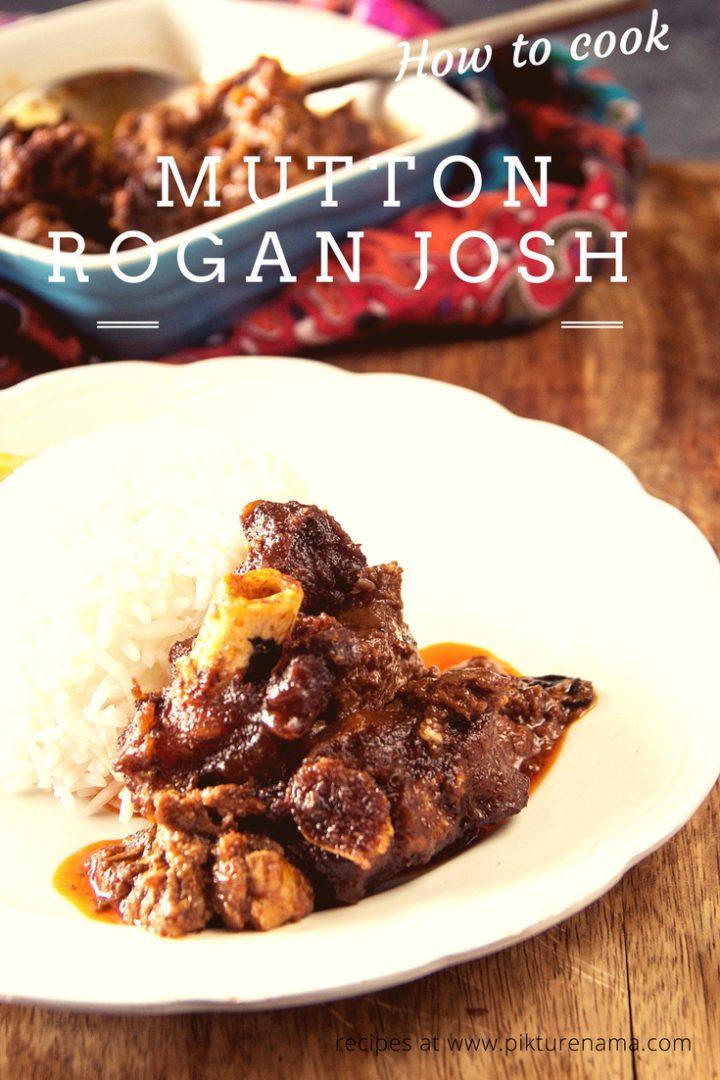 Mutton Rogan Josh pin