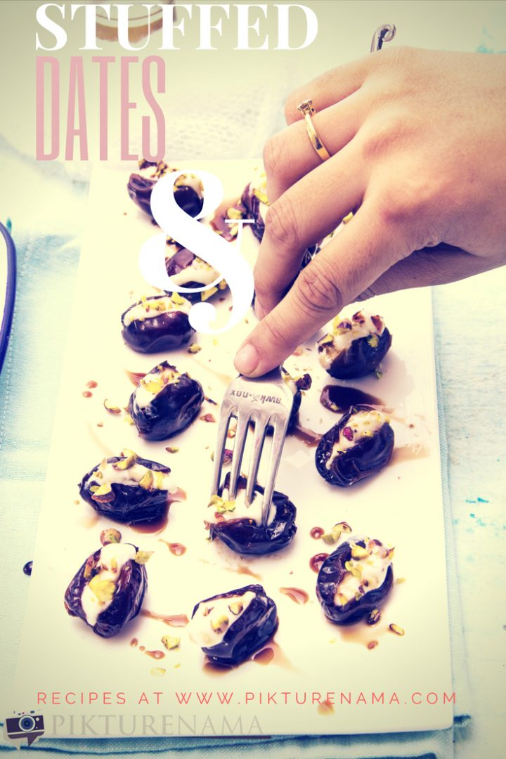 Stuffed dates pinterest - 3