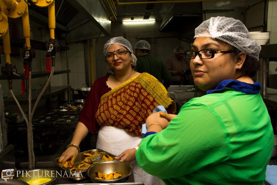 Doi Ilish at Taj Bengal - 2