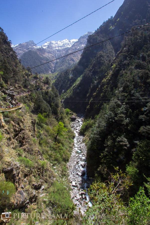 Yamunotri Trek view